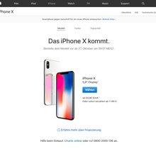 iPhone X: Wichtige Tipps und Tricks zur Vorbestellung bei Apple