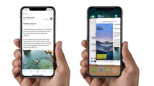Video zeigt genial einfachen App-Wechsel des iPhone X
