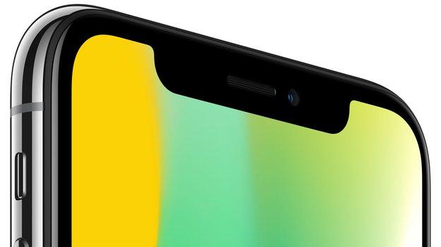 iPhone X im Glück: Bestes Smartphone-Display der Welt