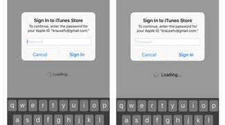 iOS: Wie Entwickler euer iCloud-Passwort klauen können