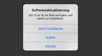 iOS-Update deaktivieren – so geht's