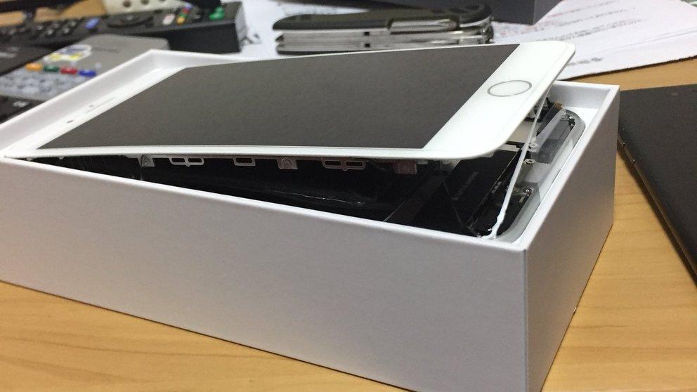 iPhone 8: Zahl der Akku-Schäden nimmt zu –hat Apple ein Problem?