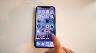 iPhone X auf dem Apple Campus entdeckt: Video zeigt Smartphone im Einsatz (Update)