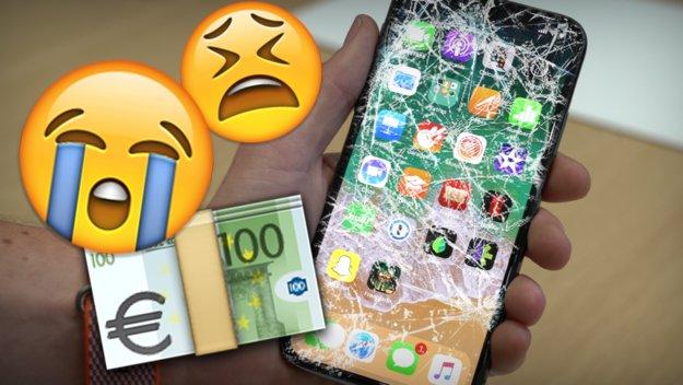 Reparaturkosten für iPhone X: Gefährlicher Preisrekord