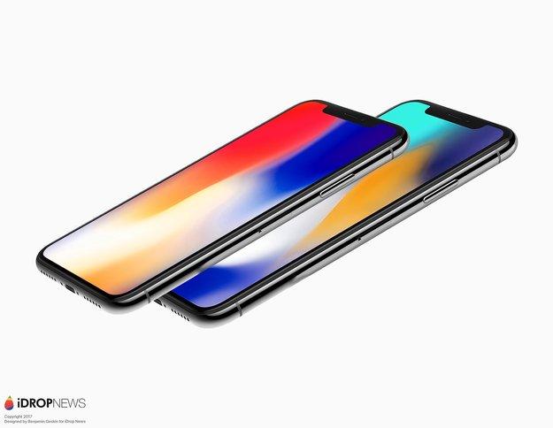 iPhone X Plus: Mit dieser Auflösung arbeitet das Riesen-iPhone