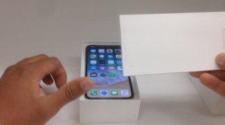 iPhone X zu früh ausgeliefert? Unboxing-Video enthüllt interessante Details