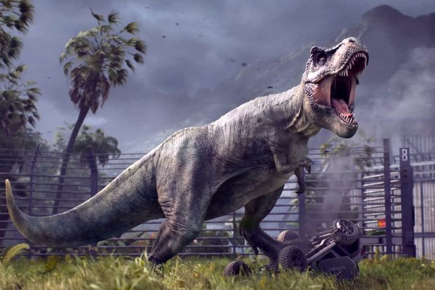 Jurassic World Evolution: Erster Trailer mit In-Game-Szenen zeigt die Dinosaurier