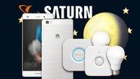Late Night Shopping: Bestpreise für Huawei P8 Lite, Philips Hue, 78 Zoll TV (nur von 20 bis 9 Uhr!)