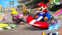 Mario Kart: Unternehmen testet, ob Autos wirklich auf Bananen ausrutschen können