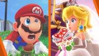 In Super Mario Odyssey trägt der Klempner ein Kleid