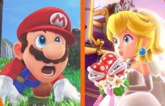 In Super Mario Odyssey trägt...