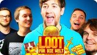 Loot für die Welt: Der YouTube-Charity-Stream geht in die 4. Runde