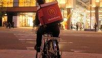 McDonalds-Lieferservice: In diesen Städten online bestellen