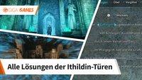 Mittelerde - Schatten des Krieges: Alle Ithildin-Türen öffnen