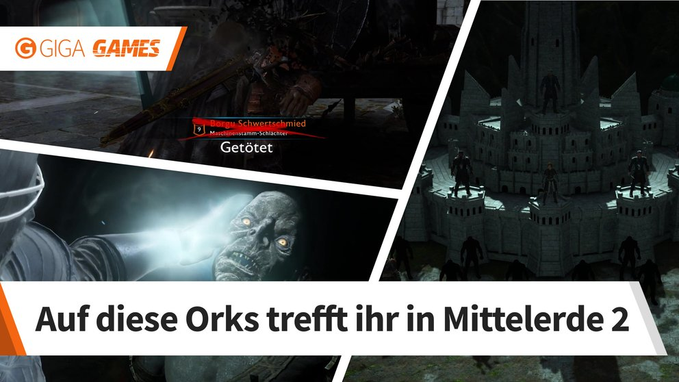 Mittelerde – Schatten des Krieges: Oberherren und andere Orks ...