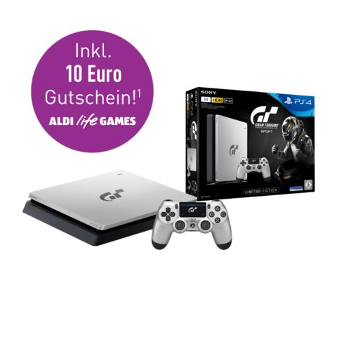 PS4 Bundle Aldi