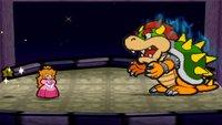 Paper Mario: Kann sich Prinzessin Peach am Ende selbst retten?