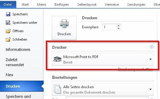 pdf-drucker-microsoft