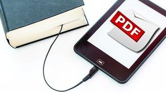 PDF to ePub: So wandelt ihr eure Datei in ein eBook um