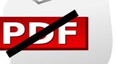 PDF: Bilder oder Text schwärzen – so geht's