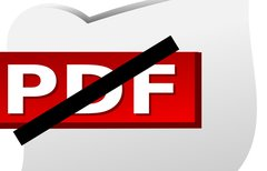 PDF: Bilder oder Text...