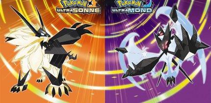 Pokémon Ultrasonne und Ultramond: Neue Pokémon und Ultrabestien