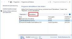 Windows 10, 7, 8: Programme deinstallieren – so geht's