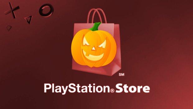 PlayStation Store: Spare bis zu 80% im großen Halloween-Sale
