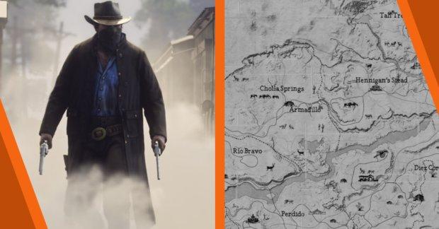 Red Dead Redemption 2: Fans messen schon jetzt die Spielwelt aus