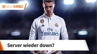 FIFA 18: Server down? So überprüft ihr den Server Status