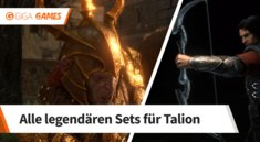Mittelerde - Schatten des Krieges: Alle legendären Sets bekommen