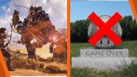 Horizon Zero Dawn: Der Beweis, dass Singleplayer-Spiele nicht tot sind