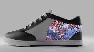 Abgefahren: Sneaker mit HD-Displays vorgestellt