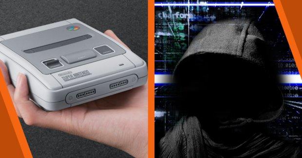SNES Classic Mini: Hacker haben die Konsole im Visier