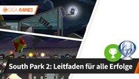South Park - Die rektakuläre Zerreißprobe: Alle Trophäen und Erfolge – Leitfaden für 100%
