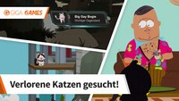 South Park - Die rektakuläre Zerreißprobe: Big Gay Als Katzen - alle Fundorte