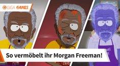 South Park - Die rektakuläre Zerreißprobe: Morgan Freeman besiegen - so schafft ihr es