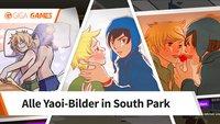 South Park - Die rektakuläre Zerreißprobe: Yaoi-Bilder - alle Fundorte