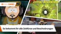 South Park - Die rektakuläre Zerreißprobe: Alle Zeitfürze und Beschwörungen freischalten