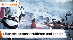 <i>Star Wars Battlefront 2 startet nicht:</i> Lösungshilfen für Fehlermeldungen und Probleme