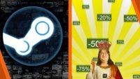 Steam Sale: Termin-Leaks zu drei Rabattschlachten