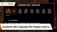 Stranger Things - Das Spiel: Alle Charaktere und Upgrades