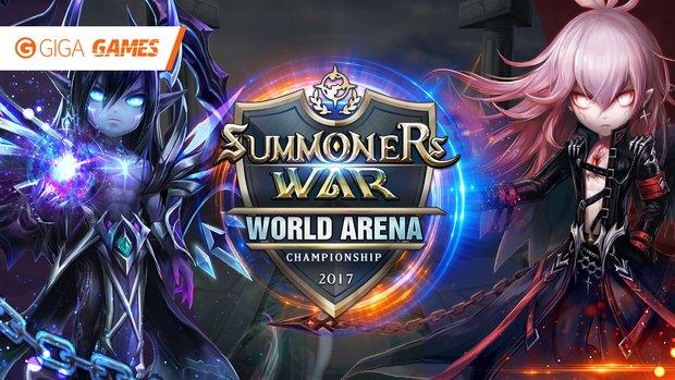Summoners War: So waren die World Arena Championship in Paris