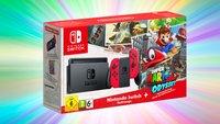 Wir verschenken eine Nintendo Switch und Super Mario Odyssey-Spiele