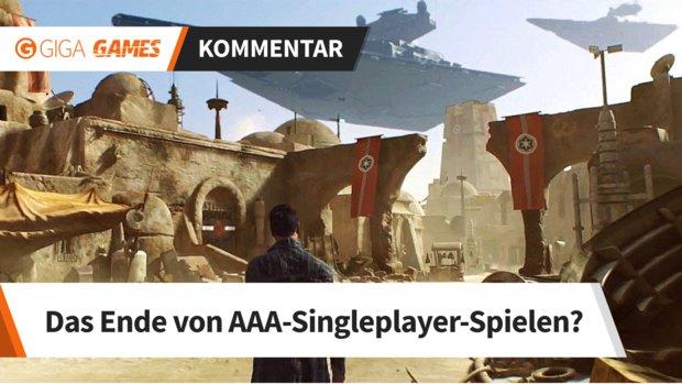 Warum die Schließung von Visceral Games das Ende von AAA-Singleplayer-Spielen bedeuten könnte [Kommentar]