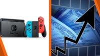 Nintendo Switch: Produktion soll extrem gestiegen sein