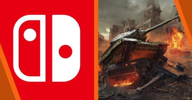 World of Tanks auf der Nintendo Switch nur, wenn die Spielerzahlen stimmen
