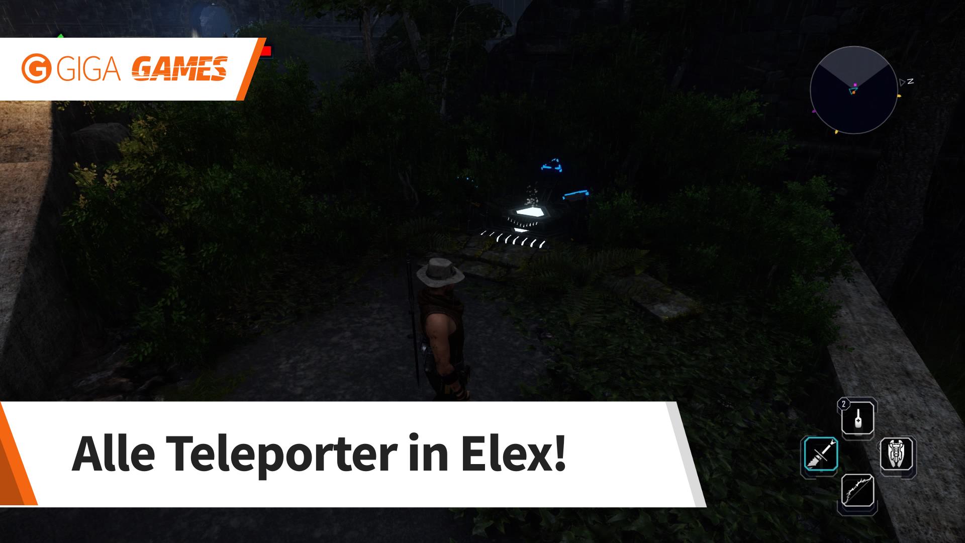 Elex Karte Teleporter.Elex Alle Teleporter Und Deren Fundorte