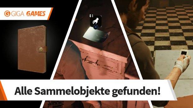 The Evil Within 2: Alle Sammelobjekte - Fundorte aller Akten, Dias, Schlüssel, Erinnerungen und Objekte