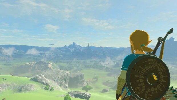 The Legend of Zelda - Breath of the Wild: So gut sieht das Switch-Spiel auf dem PC aus